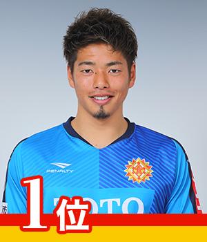 永井 賢梧 選手